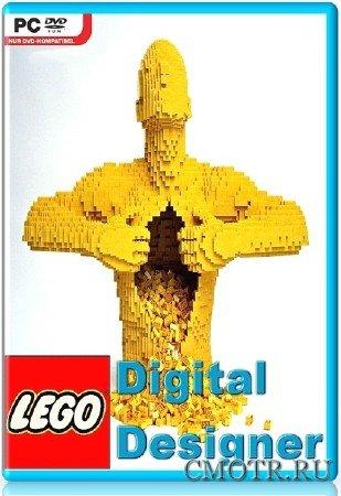 Виртуальный Конструктор LEGO (2012) (ENG) (PC)