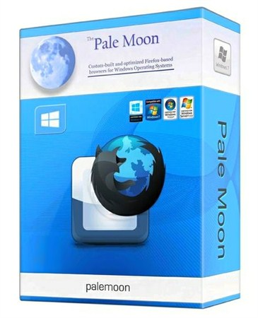 Pale Moon 15.4.1 Portable
