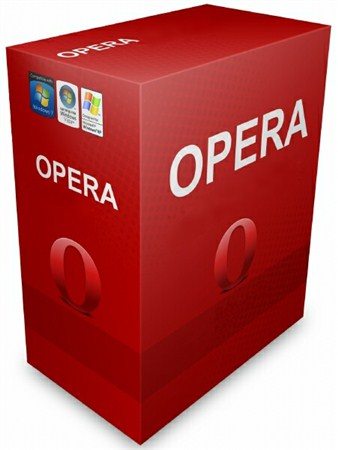 Opera 12.13 Build 1733 RC 2