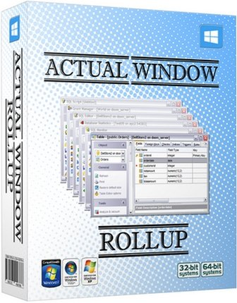 Actual Window Rollup 7.4.1