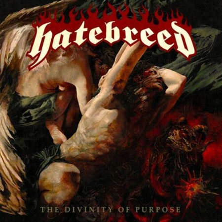Hatebreed - The Divinity of Purpose (2013) FLAC