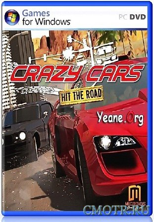 Crazy Cars Hit the Road (2012) (ENG) (PC) RePack by GDDR5