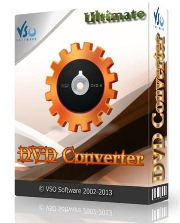 VSO DVD Converter Ultimate 2.1.1.32 Final