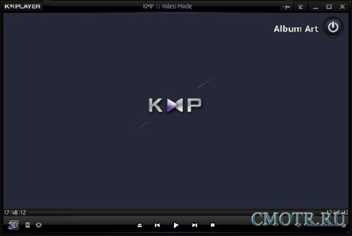 The KMPlayer 3.5.0.77 with LAV Filters