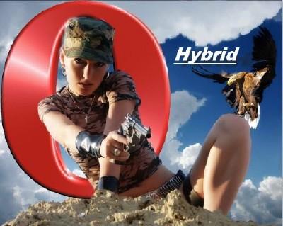 Opera Hybrid 12.13.1734 Portable