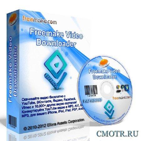 Freemake Video dоwnlоаder 3.5.0.0 (2013/ML/RUS)