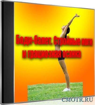 Боди-балет. Стройные ноги и грациозная осанка (2012) DVDRip