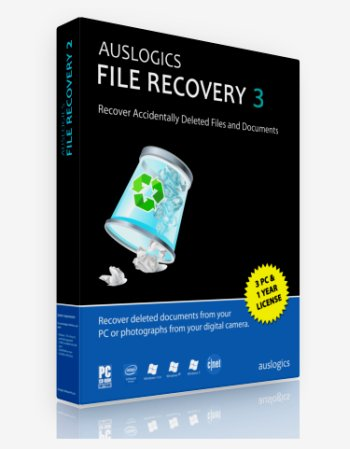 Auslogics File Recovery 3.5.1 Portable (RUS/ENG) 2013