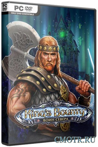 "King's Bounty: Воин Cевера / King""s Bounty: Warriors of the North (2012/PC/Rus/RePack)  Steam-Rip от R.G. Gameworks"