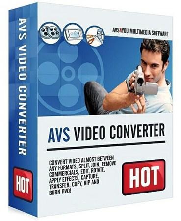 AVS Video Converter 8.3.2.533