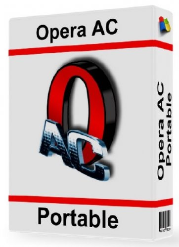 Opera AC 3.8.0 Beta Portable