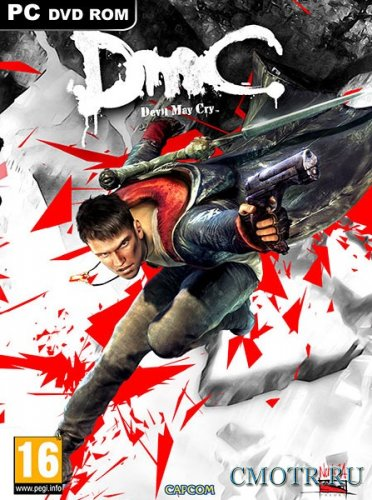 DmC Devil May Cry [+3 DLC] (2013/PC/RUS/RePack by R.G. Games)