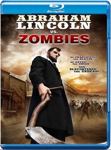 Авраам Линкольн против зомби / Abraham Lincoln vs. Zombies (2012) HDRip 3gp / mp4