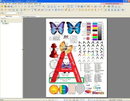 Foxit PDF Reader 5.4.5.0124 Portable (RUS/ENG) 2013
