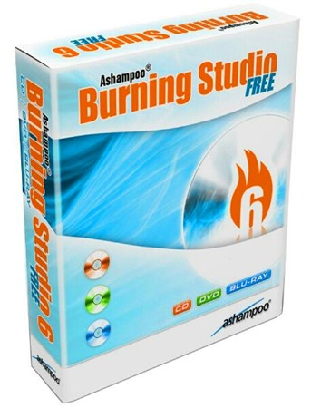 Ashampoo Burning Studio Free 6.83