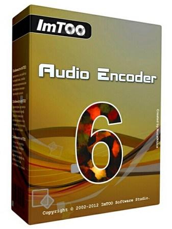 ImTOO Audio Encoder 6.5.0 Build 20130130