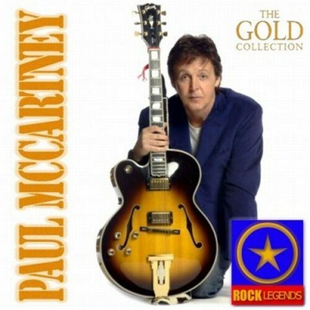 Paul McCartney - The Gold Collection (2012) 3CD