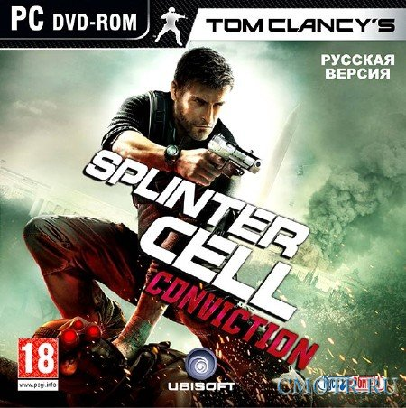"Tom Clancy""s Splinter Cell: Conviction (2010/RUS/ENG/Lossless RePack от R.G.Games)"
