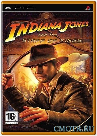 Indiana Jones and the Staff of Kings (2009) (ENG) (PSP)