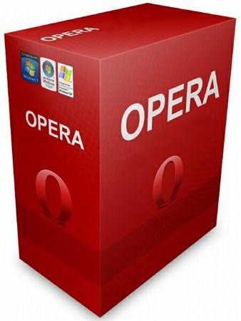 Opera 12.14 Build 1737 RC