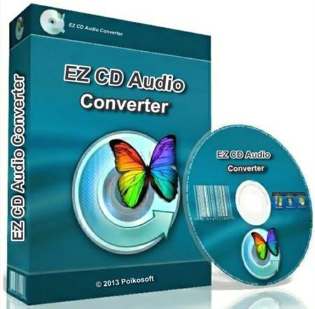EZ CD Audio Converter 1.0.6.1 Portable by SamDel