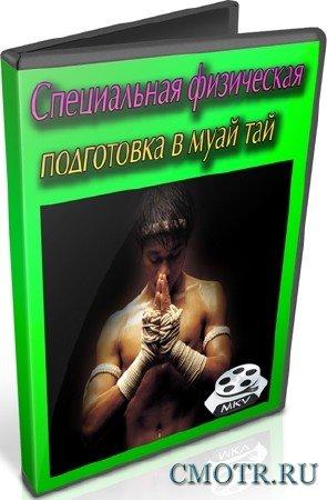 Специальная физическая подготовка в муай тай (2012) DVDRip