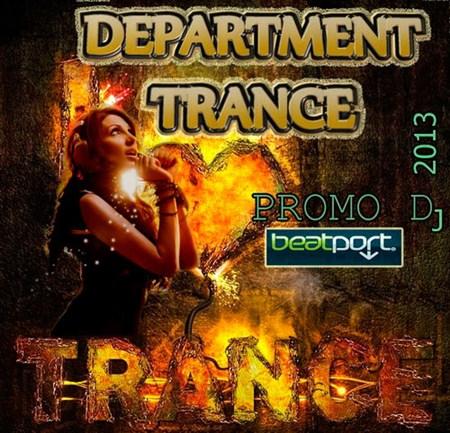 VA - Department Trance: Promo DJ (2012)