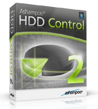 Ashampoo HDD Control 2.10 DC RePack/Portable