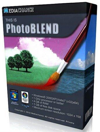 Mediachance PhotoBlend 3D 2.0.2