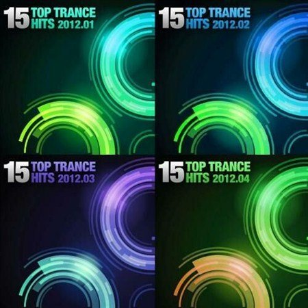 15 Top Trance Hits (2012-2013)
