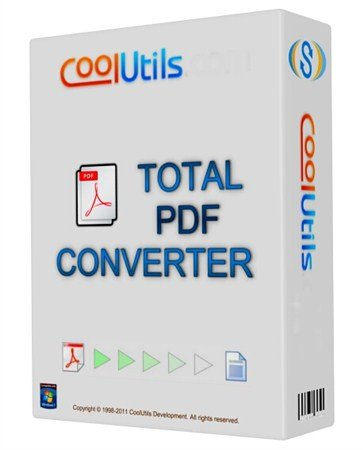 Coolutils Total PDF Converter 2.1.244