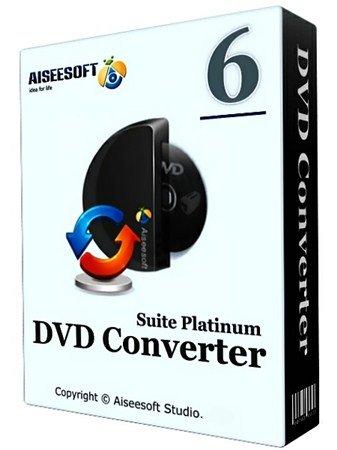 Aiseesoft DVD Converter Suite Platinum 6.2.68.9310 Portable by SamDel