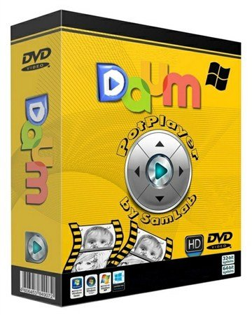 Daum PotPlayer 1.5.35909 Portable by SamLab