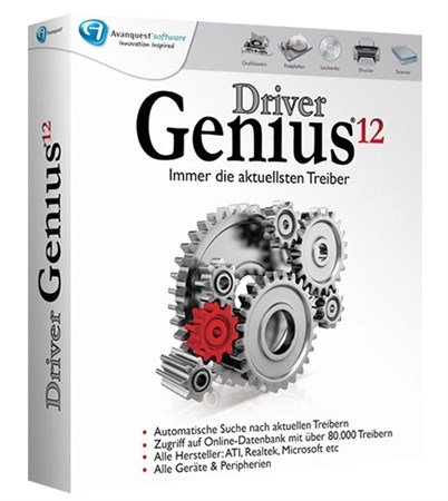 Driver Genius 12.0.0.1211 Datecode 21.02.2013 Portable