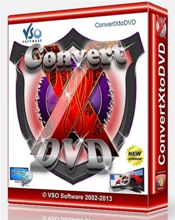 VSO ConvertXtoDVD 5.0.0.45 Beta