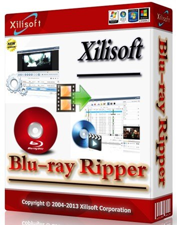 Xilisoft Blu-ray Ripper 7.1.0.20130301