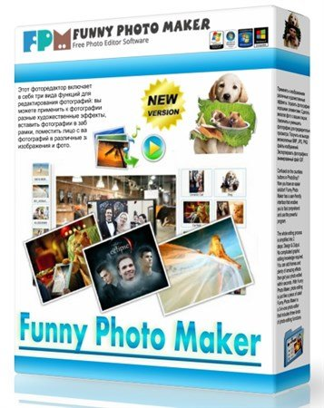 Funny Photo Maker 2.25