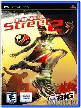 FIFA Street 2 (2006) (ENG) (PSP)