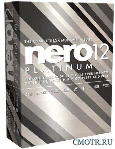 Nero 12 Platinum (2013) РС [v12.5.01300] Final