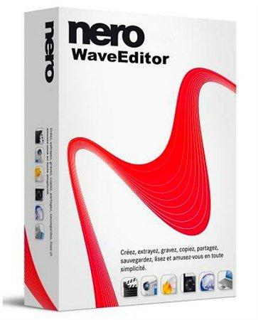 Nero WaveEditor 12.0.01100