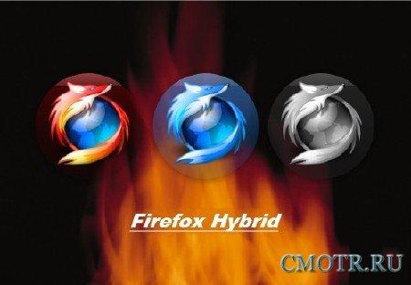 Firefox Hybrid 19.0.2 Portable