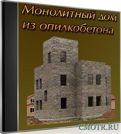 Монолитный дом из опилкобетона (2012) DVDRip
