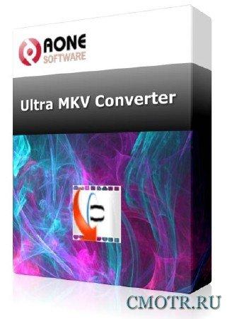 Aone Ultra MKV Converter 4.4.0311