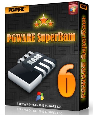 PGWARE SuperRam 6.3.11.2013