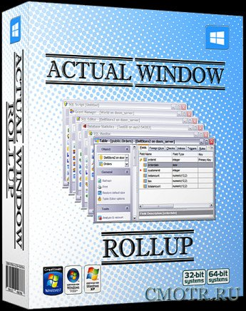 Actual Window Rollup v7.4.2 Final (MULTi/RUS)