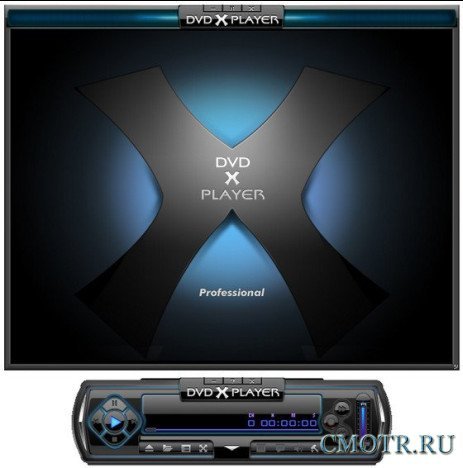DVD X Player Professional 5.5.3.7 (MULTi/RUS)