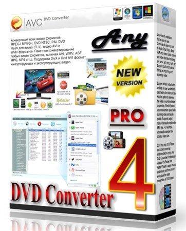 Any DVD Converter Professional 4.5.9 Portable by SamDel