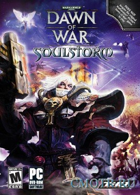 Warhammer 40.000: Dawn of War - Soulstorm (2008/RePack/RUS)
