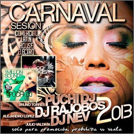 DJ Puchi - Full Carnaval Yare (2013)
