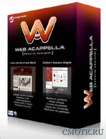 Intuisphere WebAcappella Professional v4.3.38 Multi